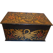 Art Nouveau Box for mail or stationary