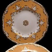 Wedgwood Plates - 2 Pearl.C.1840-1860