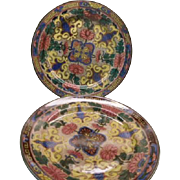 Royal Doulton Plates - Persian a pair