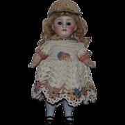 All Bisque JD Kestner Doll