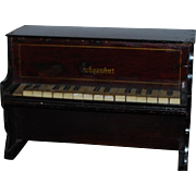 Miniature Schoenhut Piano - circa 1910