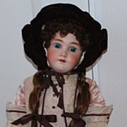 "28"" Handwerck/Halbig Doll"