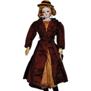 French Fashion Jumeau Doll