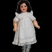 Gebruder Heubach Character Child  Doll