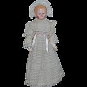 English Wax Doll