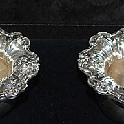 SALE Pair of Francis I Sterling Silver Bowls - 1960's