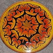 SALE English Large Poole Pottery Bowl, c. 1975
