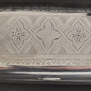 Russian 84 Silver Box - St. Petersburg - 1910