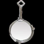 Art Deco Sterling Silver Lorgnette - 1920's