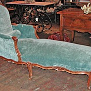 Sophisticated Louis XV Chaise