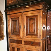 Handsome 17th Century Piedmontese Credenza