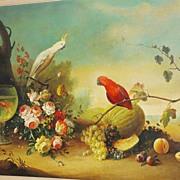 Wonderful 19th Century Oil on Canvas