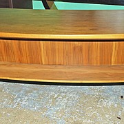 SOLD Sleek Danish Modern Desk