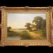 19th C. Oil Painting on Canvas, Walter Heath Williams
