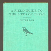 The Birds of Texas - 1967 Field Guide
