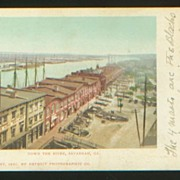 Private Mailing Cards - Savannah, Georgia - 1901