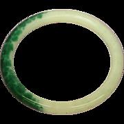 Quinn Dynasty Handbag Handle Now Peking Glass Bangle Bracelet