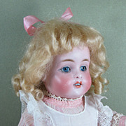 "REDUCED Stunning 10"" All Bisque Kestner 150-5 ~ A Big And Beautiful Doll!"