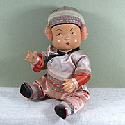 """SALE Adorable """"Ming Ming"""" Baby ~ 10"""" ~ 1930 Composition Doll"""