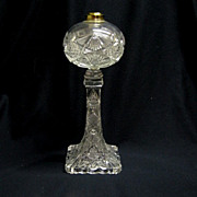 REDUCED EAPG Illinois or Clarissa Junior Banquet Oil Lamp Base