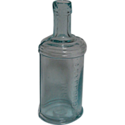 SOLD 19th Century Master Ink bottle - STAFFORD'S INK