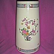 "Lenox Ming Pattern large vase 12.5 """
