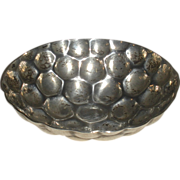 Tiffany and Co. Sterling silver Nut dish