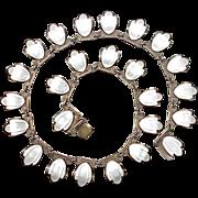 Guilloche Enamel Necklace, Andersen Scheinpflug Norway