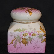 Early 1900s Limoges inkwell