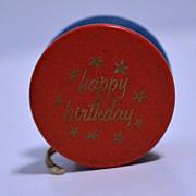 Duncan Happy Birthday Beginners Butterfly Style Yo-Yo