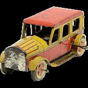 Matarazzo Tin Windup Saloon Sedan