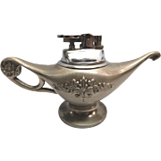 Pewter Aladdin Lighter by Elweco