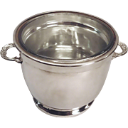 REDUCED Poole Silverplate Champagne or Ice Bucket