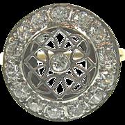 SALE Edwardian Diamond Ring