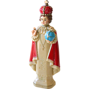 Infant Jesus of Prague Figurine Hong Kong
