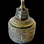 Brass Censer Incense Burner Japan