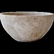 Natural Stone Hefty Bowl