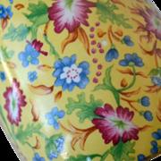 Chintz Porcelain Vase