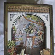 SOLD Reuge La Cucaracha Dancing Hombre Music Box