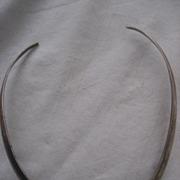Sterling Silver Vintage Collar