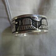 Sterling Silver Storyteller Ring