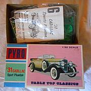 Pyro Cadillac '31 Model Car