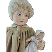 """R John Wright Lindsay Babes in Toyland Series II LE 104/250, 17"""""""