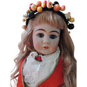SALE PENDING Simon & Halbig 949, 32 IN Beauty! Large Antique German Bisque Doll