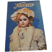 SOLD Jumeau Book Constance Eileen King Hobby Horse 1983, Hard Cover