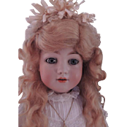 "SOLD Simon & Halbig 1249 Santa 24"" Antique German Bisque Doll"