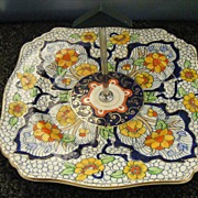 Royal Winton Grimwades Chintz Tidbit Tray Art Deco