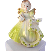 Josef Originals Birthday Girl Angel 5 - by Applause, Inc., - Signature Collection