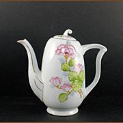 Occupied Japan UCAGCO China Hand Painted Tea Pot