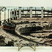 The Virginia Reel Roller Coaster Venice California